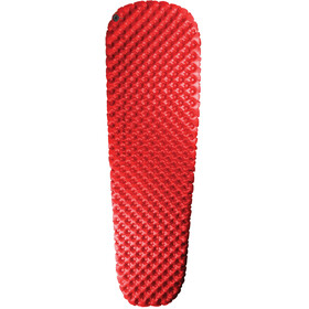 Sea to Summit Comfort Plus Insulated Mat Large Red